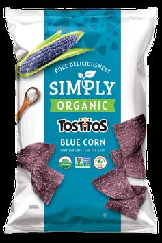 Tostitos® Organic Blue Corn