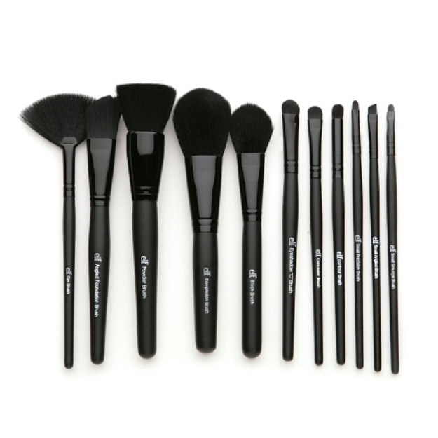 e.l.f. Studio 11 Piece Brush Collection