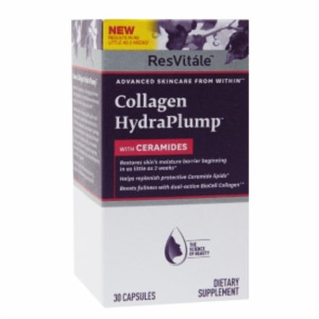 ResVitale Collagen HydraPlump with Ceramides, 30 ea