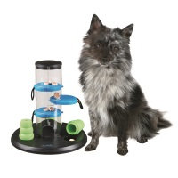 Trixie Activity Gambling Tower Dog Toy, 13
