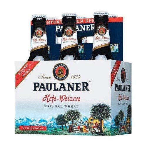 Paulaner Hefe Weizen Beer 12OZ
