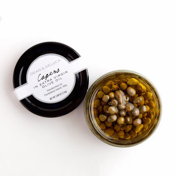DEAN & DELUCA Capers In Extra Virgin Olive Oil