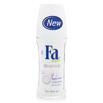 Fa Deodorant Roll-On - Sensitive Mild Care for Delicate Skin