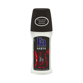 Fa Deodorant Roll-On for Men Antiperspirant - Attraction Force
