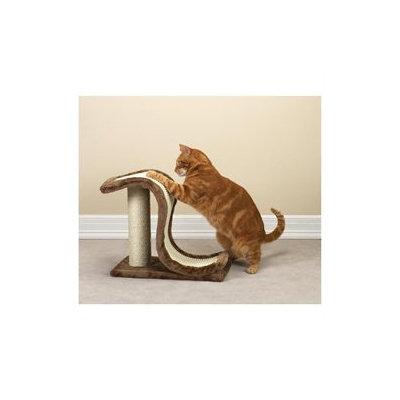 Petedge ZW81567 Meow Town Scratch N Slide Q