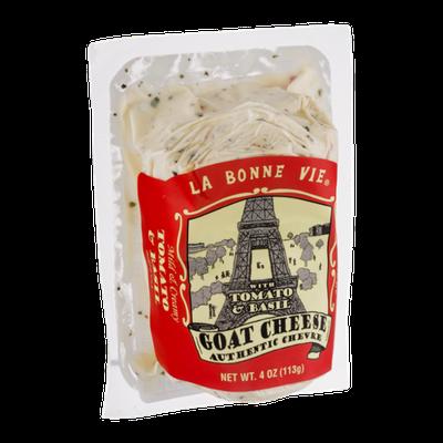La Bonne Vie Goat Cheese Tomato & Basil