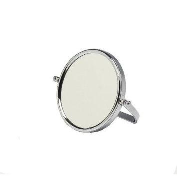 Swissco Chrome Standing Mirror, 5-Inch, 1x/7x, 9.7-Ounce Box
