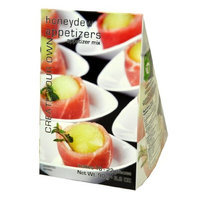 Foxy Gourmet Appetixers Honeydew Mix, 3.17-Ounce Boxes (Pack of 3)