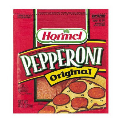 Hormel Original Pepperoni Slices 8 oz