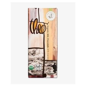 Theo Chocolate Theo & Jane Goodall Milk Chocolate