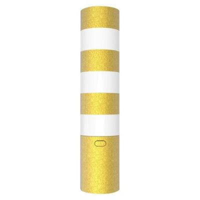 Agent 18 Dart Glitter Stripes Mobile Phone Battery - Multicolor
