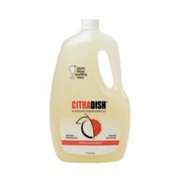 Citra-Solv Fresh Grapefruit Auto Dishwasher Gel 75 oz. (Pack of 6)