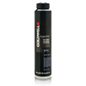 Goldwell Topchic Hair Color Coloration (Can) 9PV Virtual Mauve