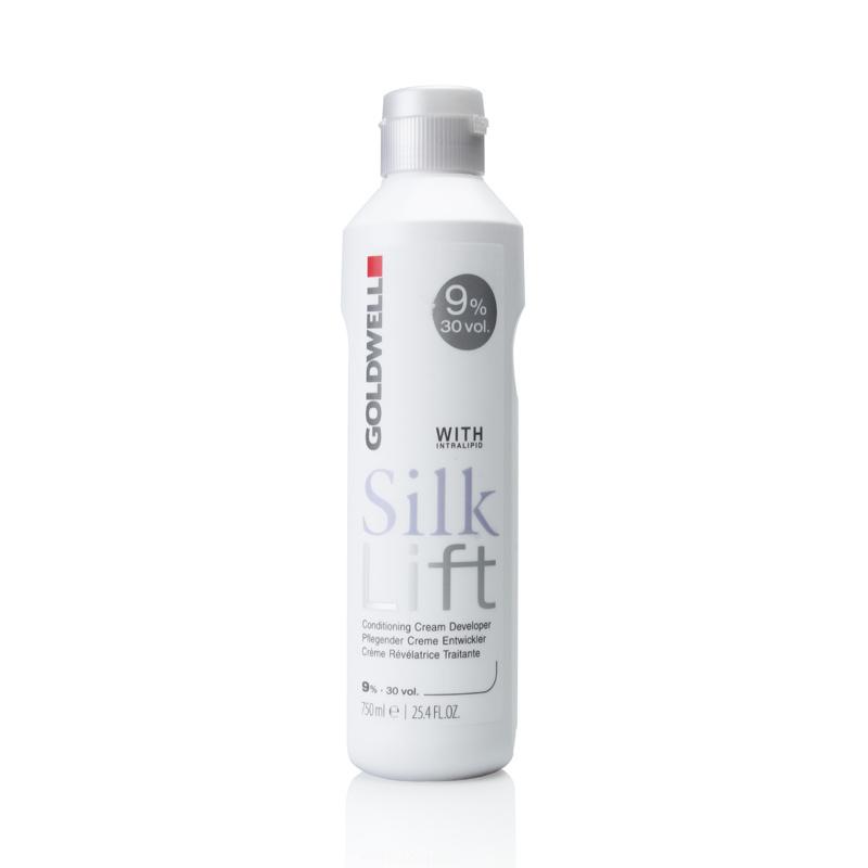 Goldwell Silk Lift Conditioning Cream Developer - 9% / 30 Vol.