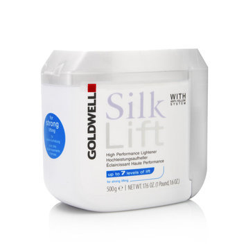 Goldwell Silk Lift High Performance Lightener - Up to 7 Levels of Lift for Strong Lifting