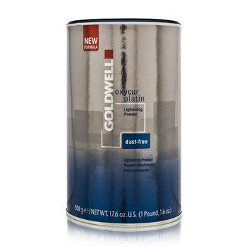 Goldwell Oxycur Platin Lightening Powder Dust-Free