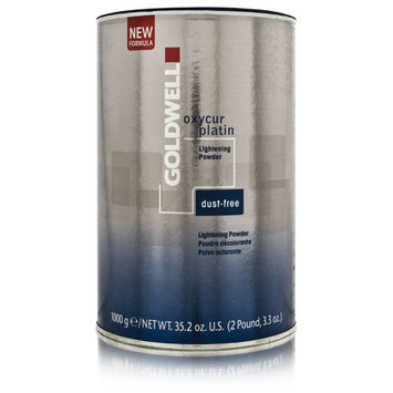 Goldwell Oxycur Platin Lightening Powder Dust-Free 1000g/35.2oz