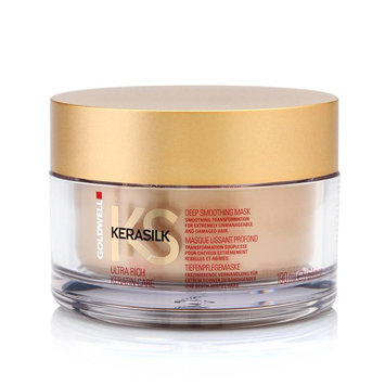 Goldwell Kerasilk Ultra Rich Keratin Care Deep Smoothing Mask