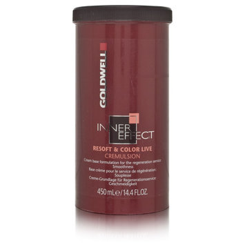 Goldwell Inner Effect Resoft & Color Live Cremulsion