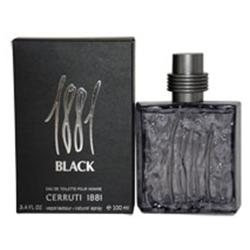 Cerruti 1881 Black By Nino Cerruti Edt Spray 3.3 Oz