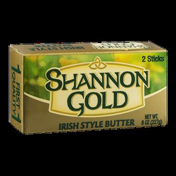 Shannongold Irish Style Butter - 2 CT