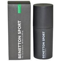 Benetton Sport Eau De Toilette Spray, 3.3 oz