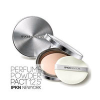 Korean Cosmetics_IPKN Perfume Powder Pact 12.5_no.21 nude beige (for dry skin type)_15g
