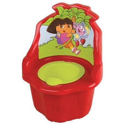 Ginsey Dora 3 in 1 Potty (Discontinued by Manufacturer)