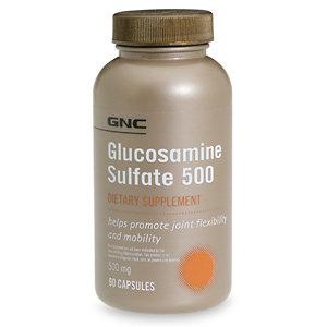 GNC Glucosamine Sulfate 500