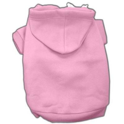 Mirage Dog Supplies Blank Hoodies Pink S (10)