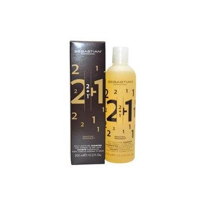 Sebastian Professional 10.2 oz 2 Plus 1 Deep Moisture Shampoo