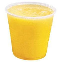 Dart Container Plastic Cups 3.5 Oz Cold, Clear, Pack of