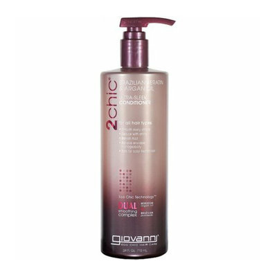 Giovanni Hair Products Giovanni Hair Care Products Conditioner 2Chic Keratin and Argan 24 fl oz