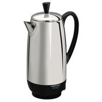 Salton Farberware FCP412 Millenium Automatic Stainless Steel 12-cup Percolator
