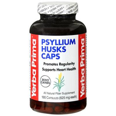 Yerba Prima Psyllium Husks Caps