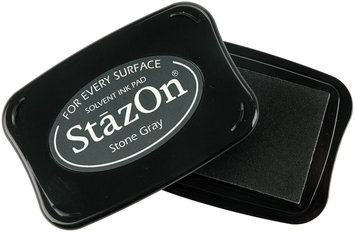 Staz-on Staz-On Inkpad, Stone Gray