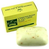 Nubian Heritage - Bar Soap Lemongrass & Tea Tree - 5 oz.