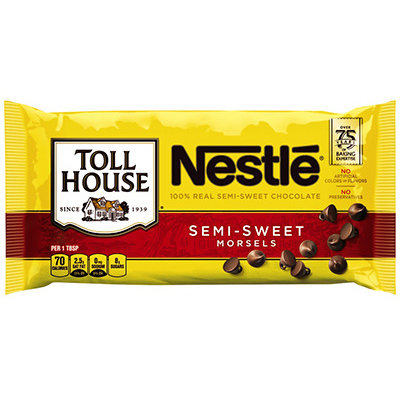 Nestlé® Toll House® Semi Sweet Chocolate Morsels
