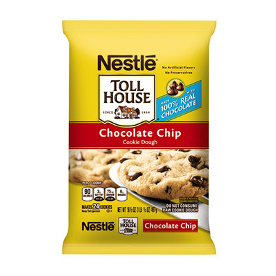 Nestle Toll House Ingredients Chocolate Chip