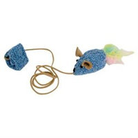 Our Pets Company COPKT10354 Ourpets Play-N-Squeak Kitten Wee Catch Of The Day