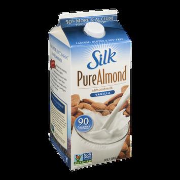 Silk Pure Almond Vanilla