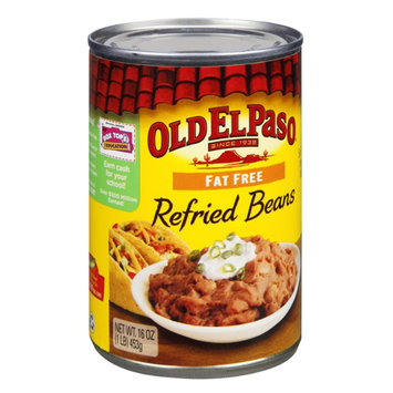 Old El Paso® Fat Free Refried Beans
