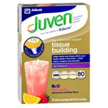 Juven Specialized Nutrition Powder, Fruit Punch 8 X 24 gm by Juven