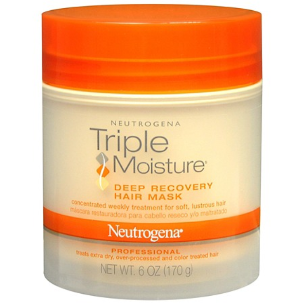 Neutrogena® Triple Moisture Deep Recovery Hair Mask