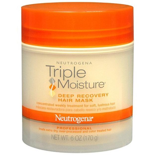 Neutrogena\u00ae Triple Moisture Deep Recovery Hair Mask Reviews