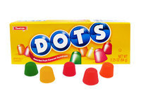 Dots Gumdrops Assorted Fruit Flavor