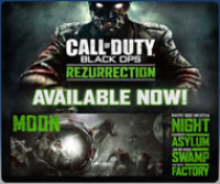 Activision Call of Duty: Black Ops Rezurrection DLC