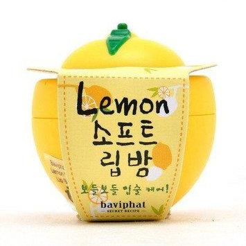 Baviphat Lemon Soft Lip Balm 6g