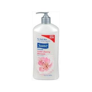 Suave® Naturals Wild Cherry Blossom Body Lotion