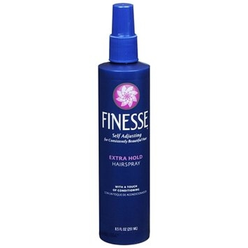 Finesse Self Adjusting Hairspray